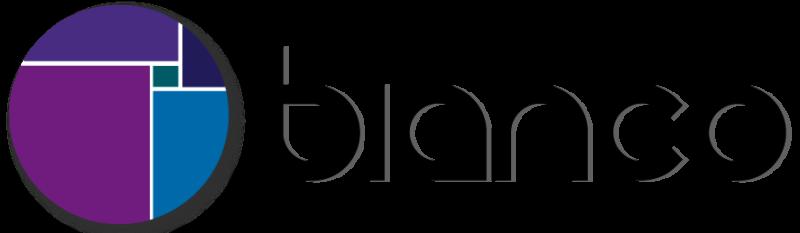 Bianco Logo Negro